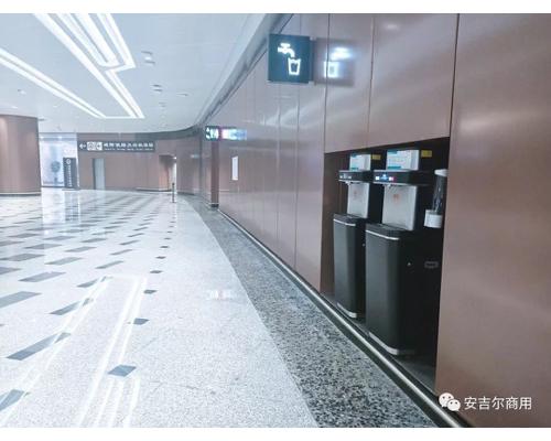 """大兴国际机场除了""""刷脸""""一站式登机,还有净饮水科技企业保驾护航"""
