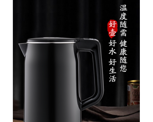 安铂尔电热水壶:用匠心品质满足用户健康生活的追求