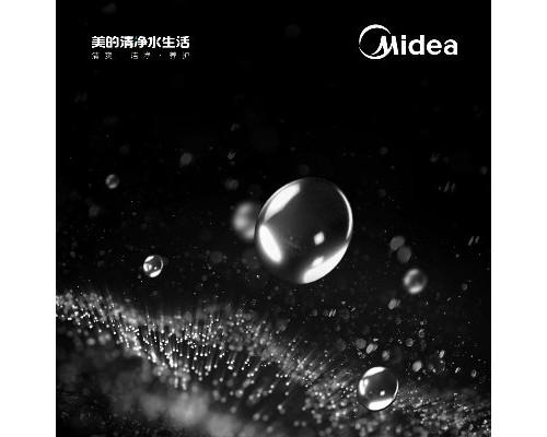 千G时代已开启|美的白泽净水器携千G大水量 京东震撼首发