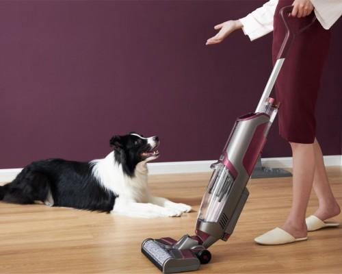 艾迪宝洗地机 改变中国家庭清洁方式