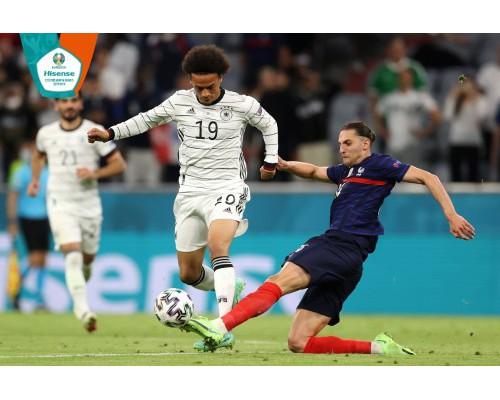 """法国德国超燃对决!""""海信空调 新风争冠""""欧洲杯首秀吸睛"""